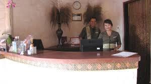 Front Desk Officer Language Of A Front Desk Officer