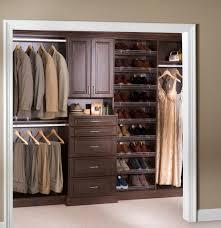 tidy elfa closet system u2014 decorative furniture