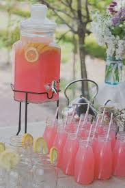 party ideas creative engagement party ideas pink drinks taps and juice