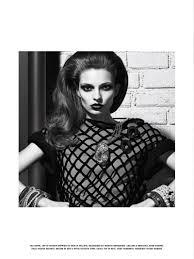 hanaa ben abdesslem fashion model profile on new york magazine hanaa ben abdesslem carola remer andreea diaconu by mario