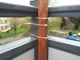 sonnensegel balkon ohne bohren sonnenschutz balkon selber machen sonnensegel für und terrasse