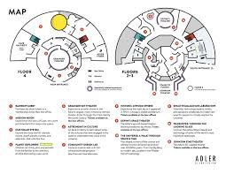 adler planetarium building map