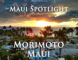 morimoto maui restaurant review chef morimoto interview