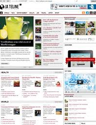 ja teline iv joomla magazine news template supports k2