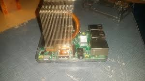 raspberry pi heat sinks fitting xbox 360 heat sink to raspberry pi 3 youtube