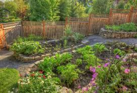 fabulous eclectic vegetable garden fencing ideas image furniture