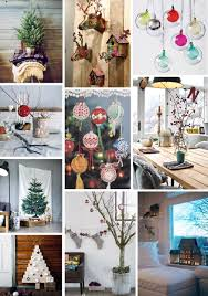 diy christmas decorations ideas 19 rustic made inexpensively from