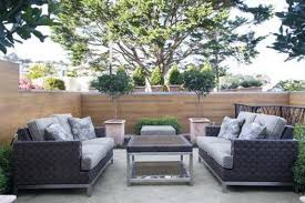 chic back garden patio ideas garden decors