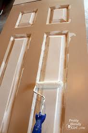 How To Refinish An Exterior Door The Easy Way by How To Paint Doors The Professional Way Pretty Handy