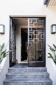 Exterior Door Security Black Entry Door Entry Contemporary With Vestibule Vestibule