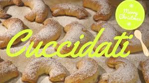 fig stuffed cookies cuccidati italian recipe youtube