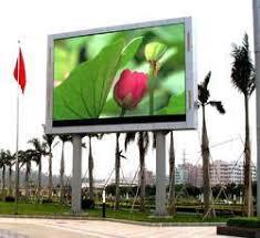 advertising led display screen in ahmedabad gujarat