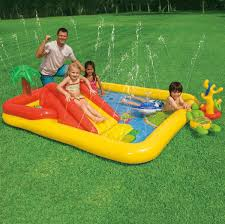 outdoor pools inflatable pools kiddie and baby pools