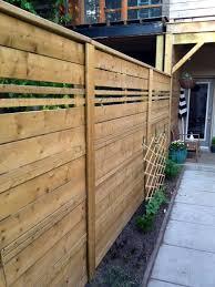 How To Build Backyard Fence Modest Ideas How To Build Fence Comely How To Save Money Building