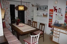 Esszimmer Jugendstil Das Esszimmer Und Die Küche Im Ferienhaus Schwärzer Ferienhaus