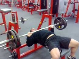bench press 100kg james ormsby bench press 225 100kg for 30 reps youtube