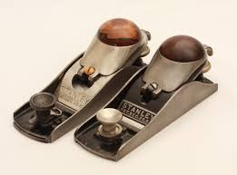 Stanley No 4 Bench Plane Rosewood Buttons On Lever Caps Early American Industries Association
