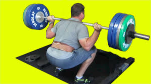how to get in shape and heal a herniated disc squat deadlift