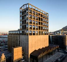luxury industrial interior design at the silo hotel in cape town