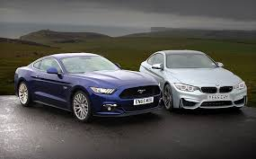 ford mustang europe price the pony takes on munich s machine 2016 ford mustang gt