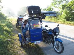 philippine motorcycle taxi getting around in the philippines