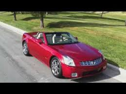 2005 cadillac xlr convertible 2005 cadillac xlr ca car 9k two owners for sale