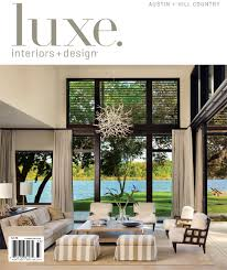 fern santini cove house on the cover of luxe furman keil architects