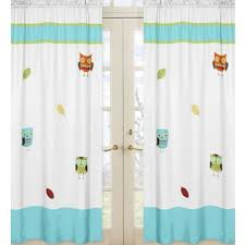 Owl Drapes Animal Print Curtains U0026 Drapes Shop The Best Deals For Nov 2017