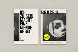 bruce b magazine fonts in use