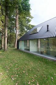 netherlands house with a sharp angled roof home exteriors