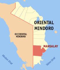 san jose mindoro map mansalay mindoro
