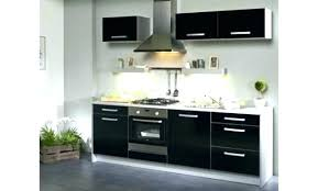 meuble haut cuisine noir laqué meuble cuisine noir cuisine 1 x x meuble haut cuisine noir laque