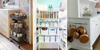 How To Organize Kitchen Cabinet 15 Pantry Organization Ideas How To Organize A Kitchen Pantry