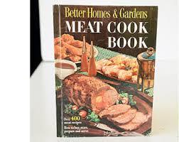 cbell kitchen recipe ideas 1968 better homes cook book vintage culinary retro kitchen