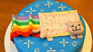nyan cat cake nerdy nummies youtube