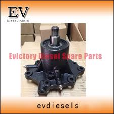 h07c h07ct water pump 16100 3264 for hino rainbow bus in pistons