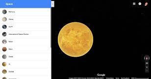 Take Me To Maps Explore Space Using Google Maps Lifehacker Australia