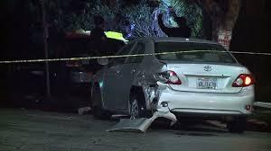 2 shot dead 2 wounded as gunfire erupts on pasadena street ktla