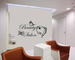 Amazon Wall Murals by Wall Decals Beauty Salon Hair Fashion Woman Face Haircut