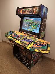 Tankstick Cabinet Plans Man Cave Arcade