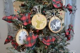 rustic memory ornament all things and home