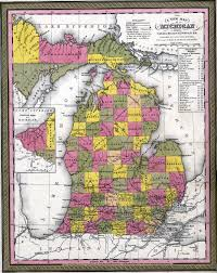 Michigan Maps by Early Michigan Maps