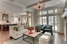 extraordinary kitchen living room combo on diy home interior ideas