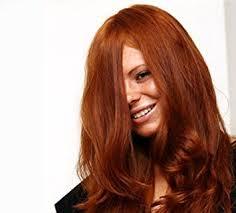 auburn copper hair color amazon com milani hair clip in extensions color 30 light auburn