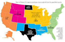 most beautiful us states energyamerican gusher the united states of oil fortune