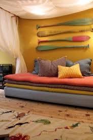 canapé princesse caravane princesse divan 3 matelas meubles