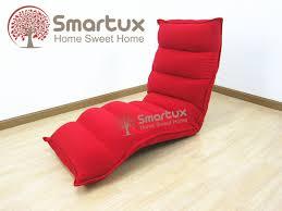 smartux adjustable futon sofa foldable chair japanese furniture