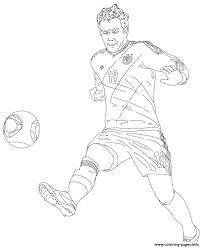 designermode info com mario gotze soccer coloring pages printable