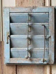 Shabby Chic Shutters by Old Rusty Wooden Door Photograph Shabby Chic By Makelifeparadise