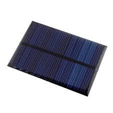 Diy Solar Phone Charger Polycrystalline Solar Power Panel Module Diy 80x55 6v 100ma 0 6w